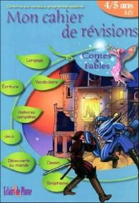 Cahier de Révision Contes et Fables Ms