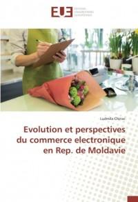 Evolution et perspectives du commerce electronique en Rep. de Moldavie