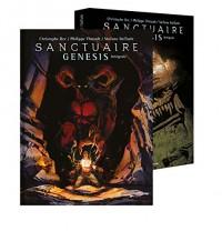Sanctuaire Genesis, Intégrale : Coffret en 2 volumes