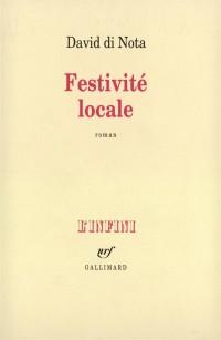 Festivité locale