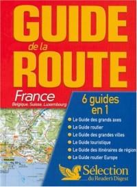 Guide de la Route 2008 France Belgique  Suisse  Luxembourg