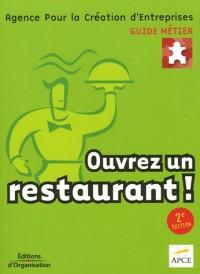 Ouvrez un restaurant !