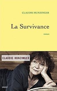 La survivance: roman