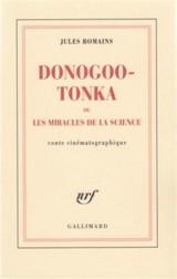 Donogoo Tonka ou Les miracles de la science: Conte cinématographique