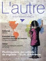 Revue l'Autre N  56 - Plurilinguisme de l'Enfant : l'Elal d'Avicenne