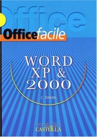 Word XP & 2000