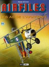 Biggles/Airfiles, Tome 11 : Les as de l'aviation