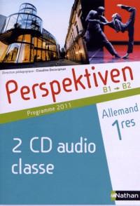 Perpektiven 1e CD Audio Classe 2011