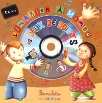 L'imagier à mimer des jeux de doigts (1CD audio)