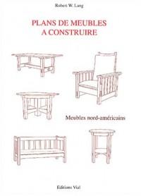 Plans de meubles à construire