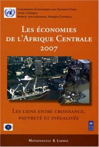 Les économies de l'Afrique Centrale 2007