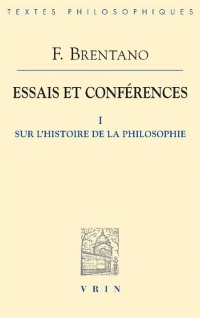 Essais et conférences : Tome 1, Sur l'histoire de la philosophie