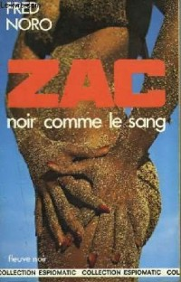Noir comme le sang (Collection Espiomatic) [Broché] by Noro, Fred