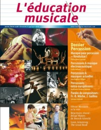 Education Musicale Dossier Percussion 549-550