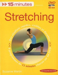 15 minutes stretching