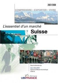 L'esentiel d'un marché: Suisse