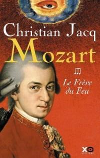 Mozart, Tome 3 : Le Frère du Feu