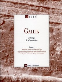 Gallia T64 Archéologie de la France