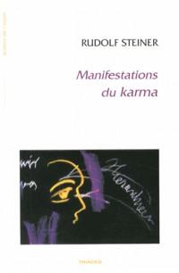 Manifestation du Karma