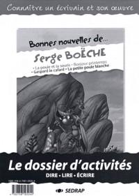 Dossier a Photocopier Bonnes Nouvelles de Serge Boeche