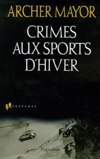 Crimes aux sports d'hiver