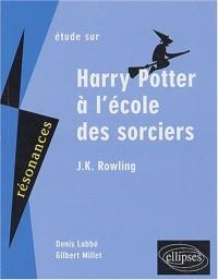 Harry Potter à l'école des sorciers, J.K. Rowling
