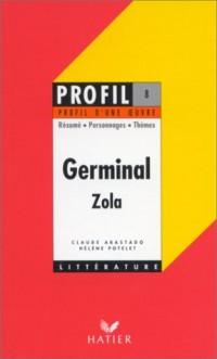 Profil D'une Oeuvre : Germinal