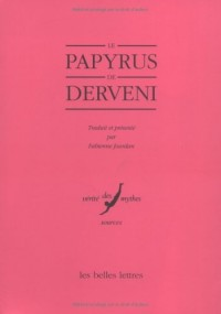Le Papyrus de Derveni