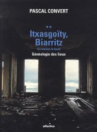 Itxasgoity, biarritz