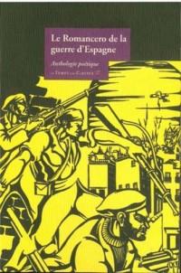Le Romancero de la guerre d'Espagne