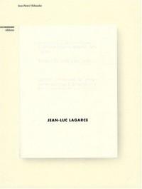 Jean-Luc Lagarce