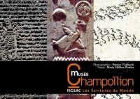 Champollion, Musée des Ecritures