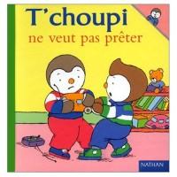 T'choupi fête son anniversaire ; T'choupi ne veut pas prêter : Pack en 2 volumes