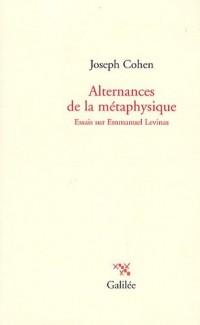 Alternances de la métaphysique