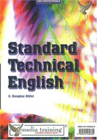 Standard technical english média   training