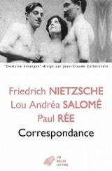 Correspondance : Nietzsche, Lou Andreas-Salomé