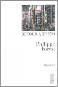 Allaphbed : Tome 7, Retour à Tokyo