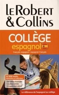 Dictionnaire Le Robert & Collins Collège Espagnol