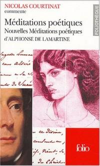 Méditations et Nouvelles Méditations poétiques de Lamartine
