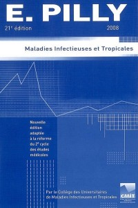 E. Pilly 2008 maladies infectieuses et tropicales