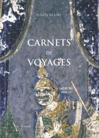 Carnets de voyage : Tome 7
