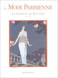 La Mode parisienne ; la Gazette du bon ton, 1912-1925
