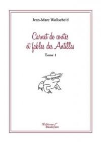 Carnet contes et fables des Antilles T1