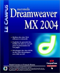 Dreamweaver MX 2004 : Le campus