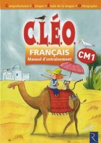 Français CM1 : Manuel d'entraînement