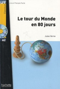 Le tour du monde en 80 jours (1CD audio)