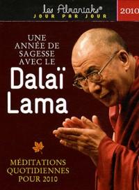 Une Annee de Sagesse avec le Dalai Lama 2010
