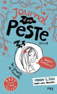 Journal d'une peste - tome 03 : Bonjour l'ambiance ! (3)
