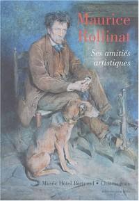Maurice Rollinat, ses amitiés artistiques