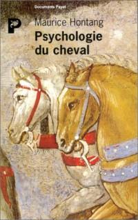 Psychologie du cheval
